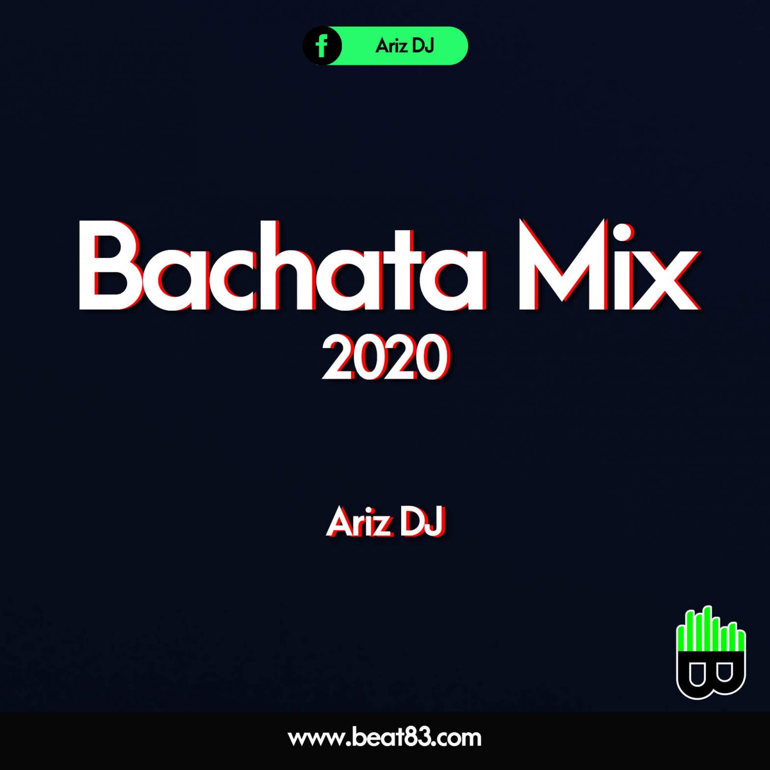 bachata mix ariz cover art