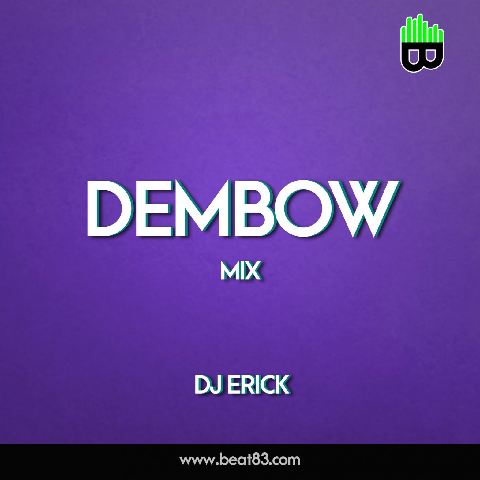 dembow cover art
