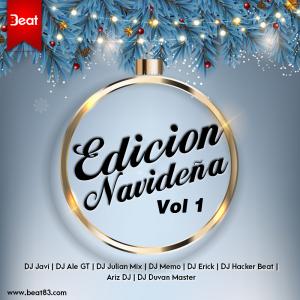 edicion navidena cover art