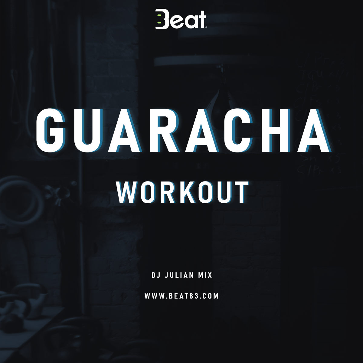 guaracha workout cover art