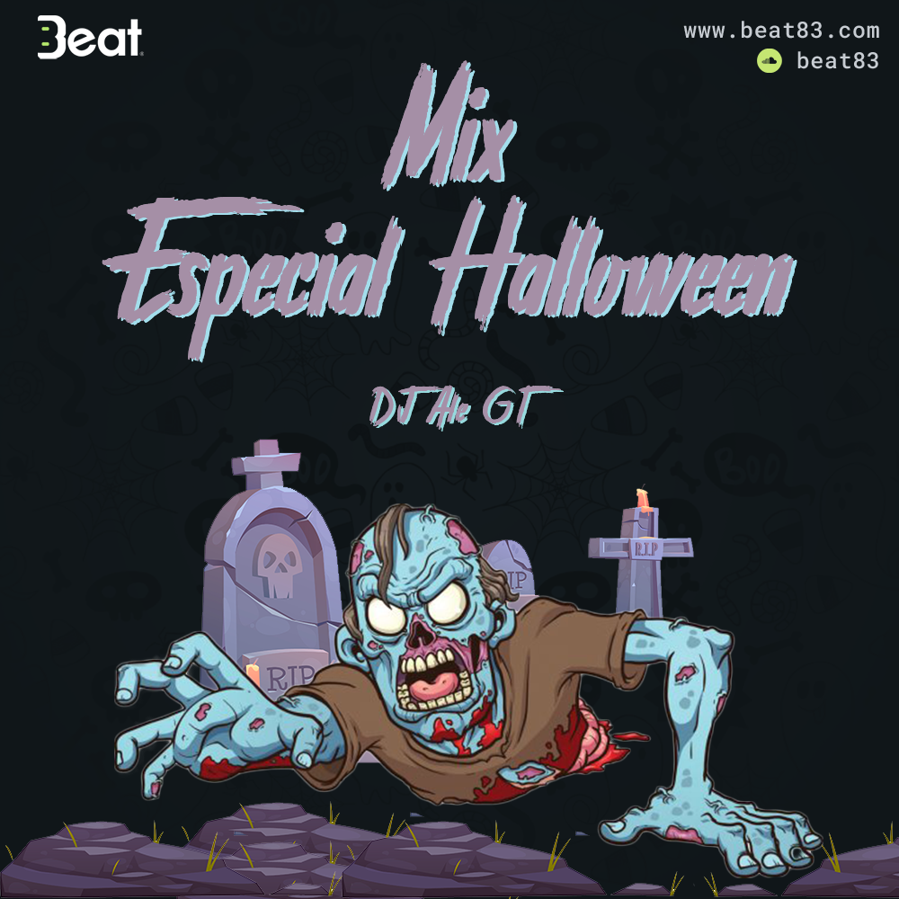 mix especial halloween cover art