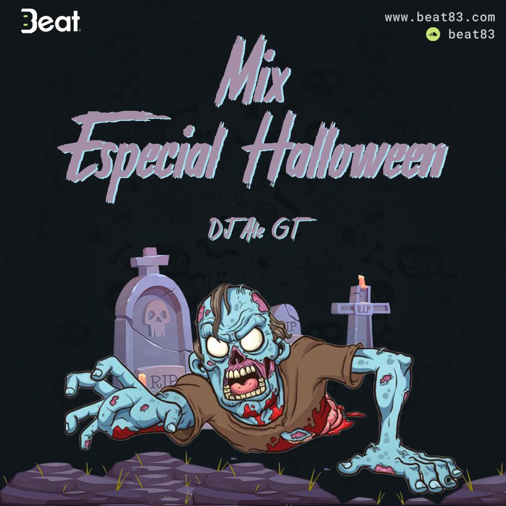 mix especial halloween cover art