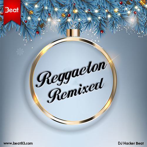 reggaeton remixed cover art