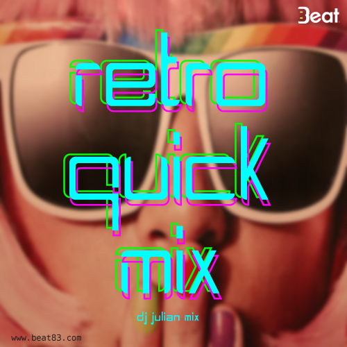 retro quick mix cover