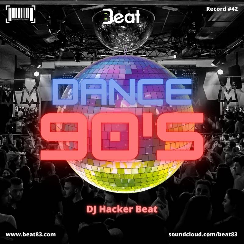 dance 90 cover art