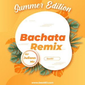 Bachata Remix Cover Art
