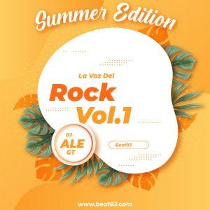 La Voz Del Rock Vol.1 Cover Art