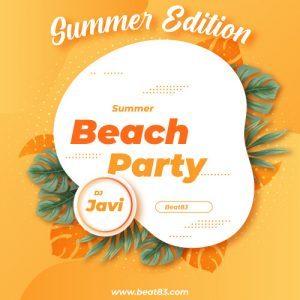 Summer Beach Party Cover Art