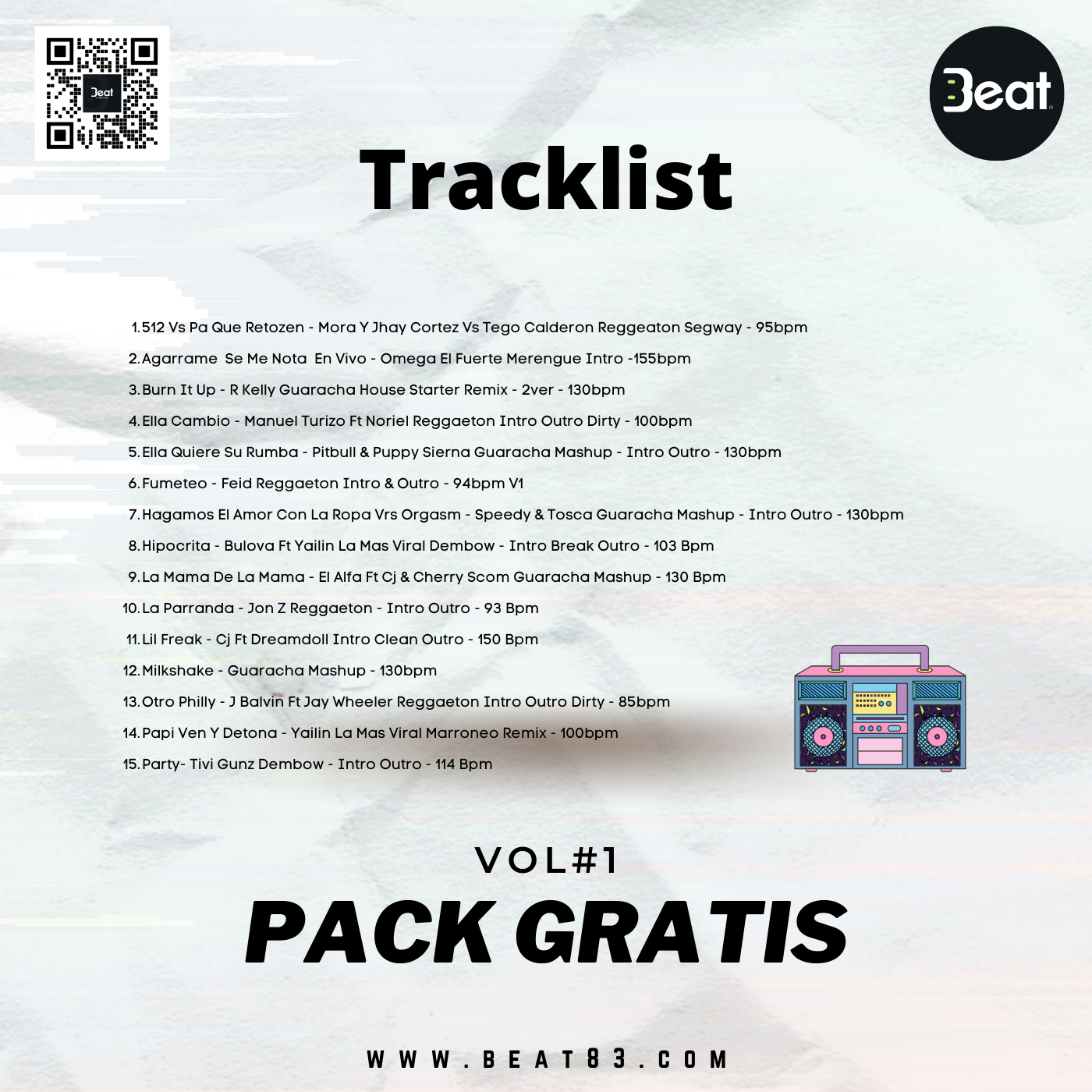 pack vol 1